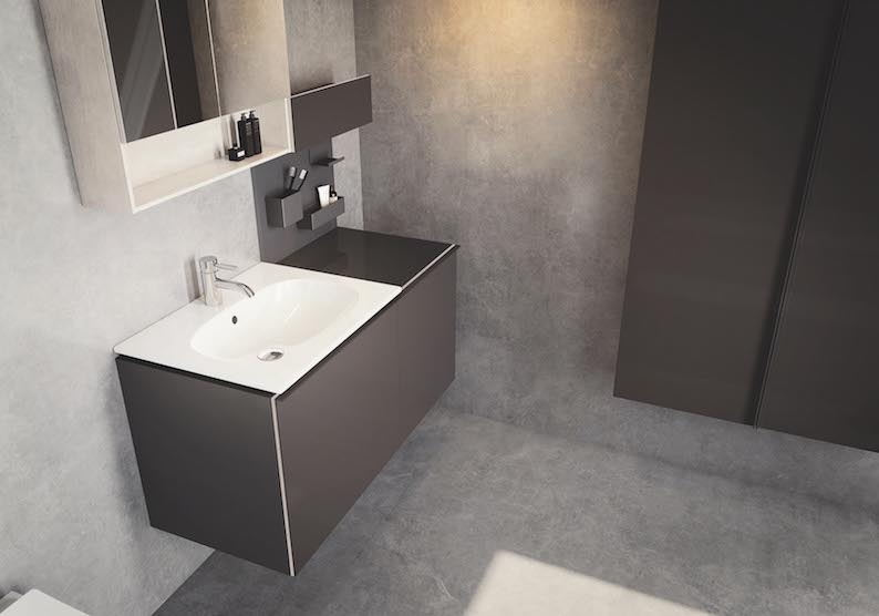 Small Bathrooms Have Huge Design Potential With The