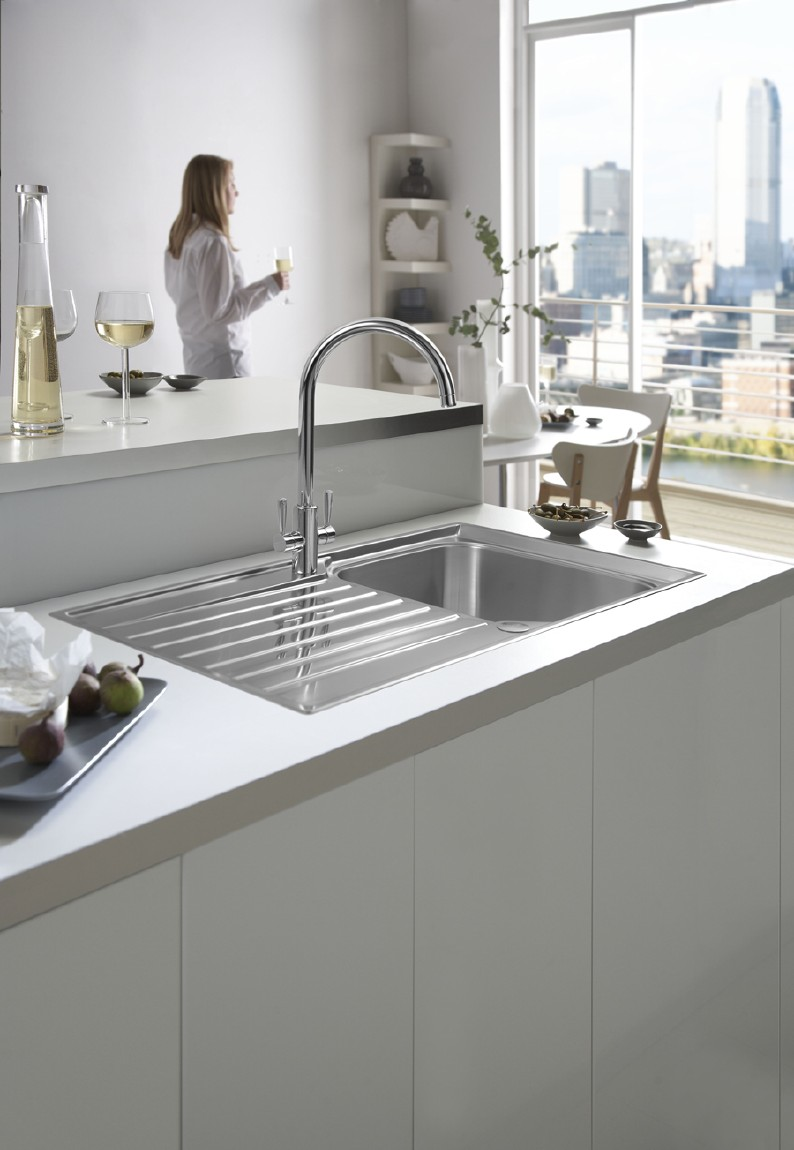 Cheap Franke Sinks : Franke launches the Ascona tap - with a ?48 discount on sink and tap ...