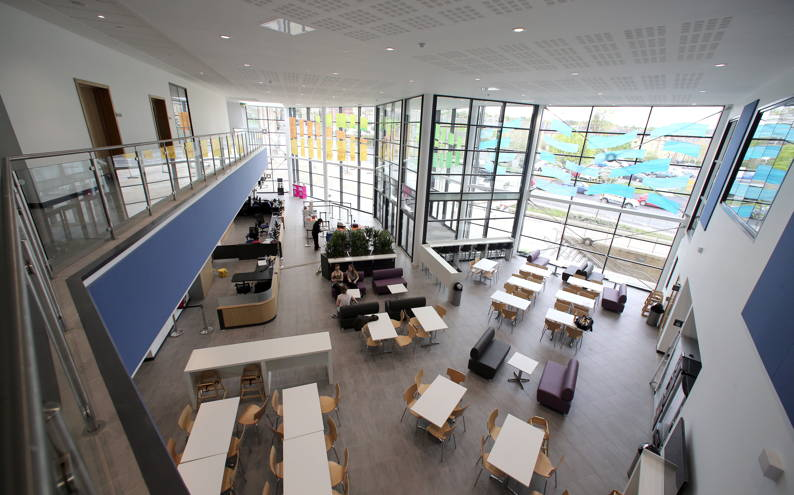 Huddersfield Leisure Centre Family Changing Rooms