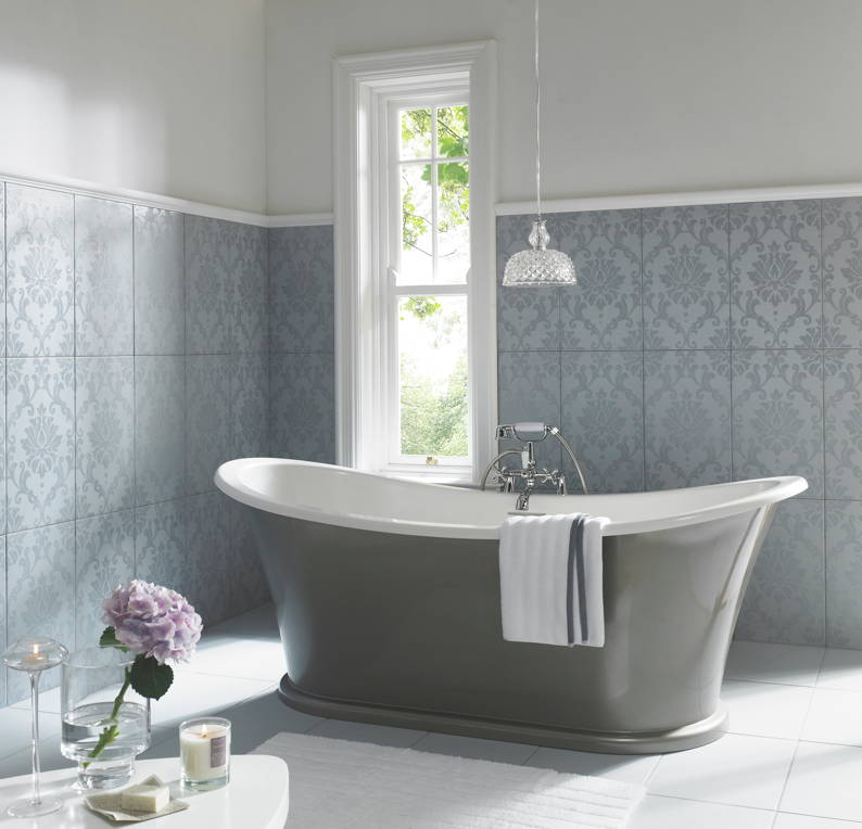 British Ceramic Tile Makes A Statement With Its New Ceramic Tile