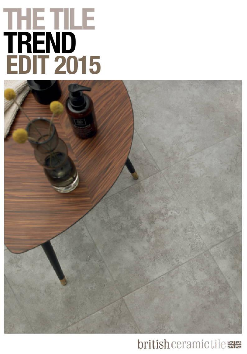 British Ceramic Tile Predicts Trends Set To Influence The Tile World