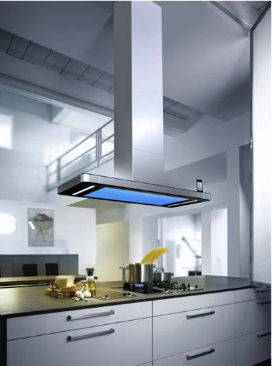 Extractor Hoods From Blanco By Gutmann