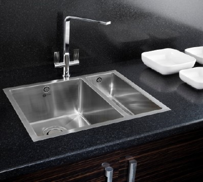 Carron Phoenix\'s Deca inset sink oozes practicality and style - The ...