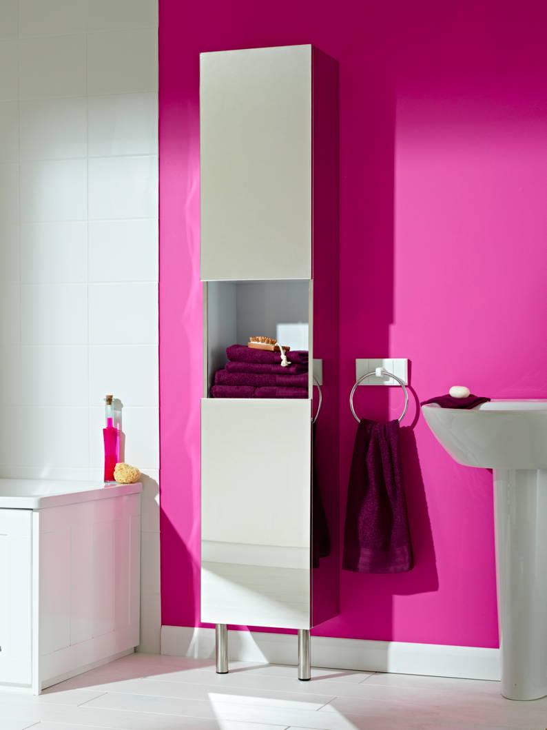 Tall Slim Bathroom Storage Cabinet Tallboy House Decor