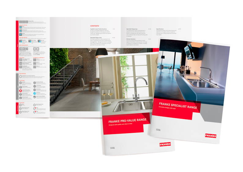 New brochures from Franke offer definitive guide to choosing sinks ...
