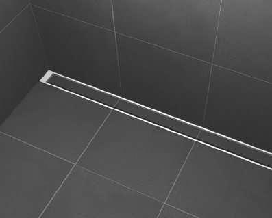One pack solution ensures easy installation of a wet room for Wet room drain