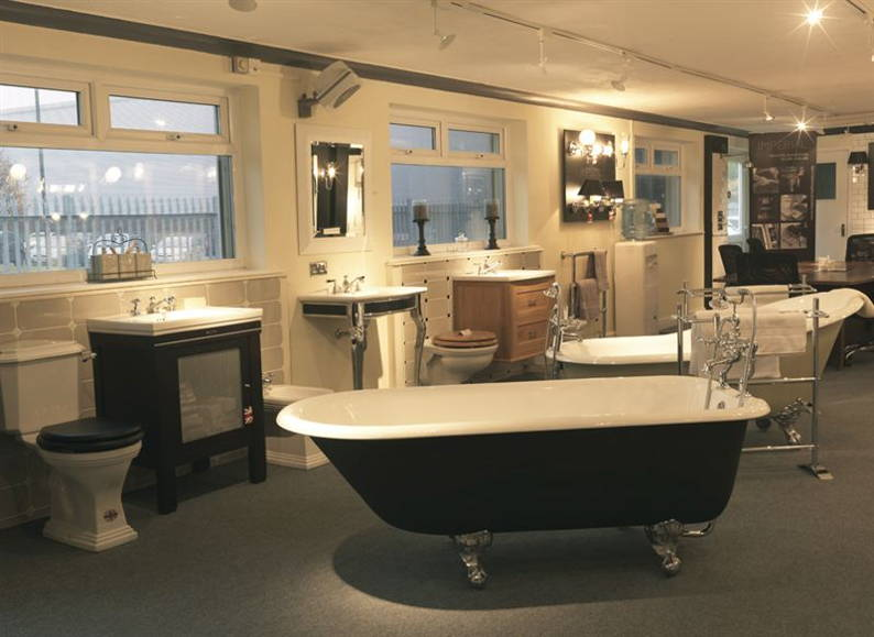 imperial bathrooms unveils stunning new trade showroom