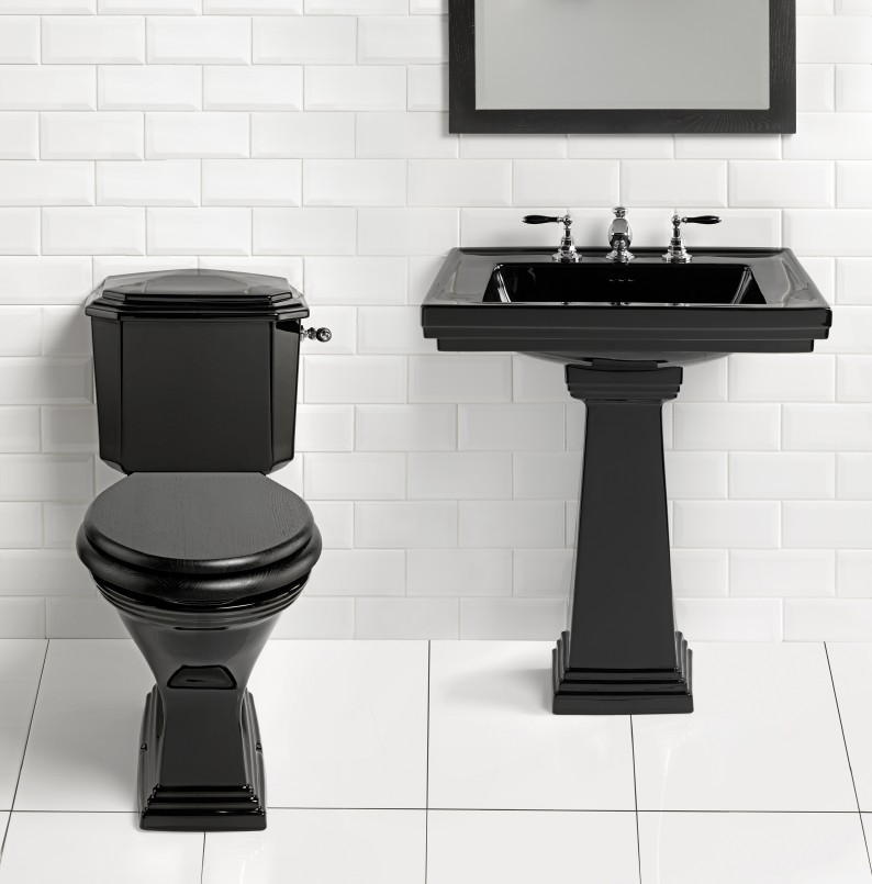 . Imperial s  Simply Black  bathrooms  for design extravagance   The