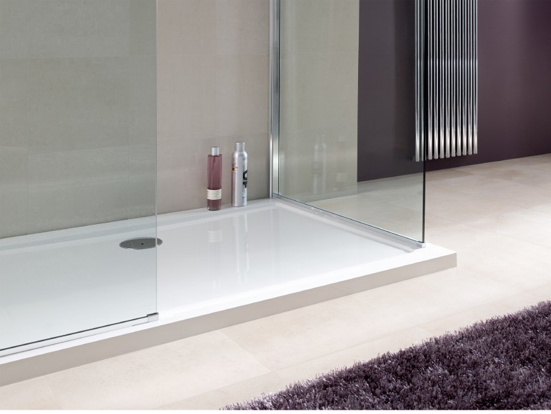 Lakes Bathrooms Launches SMC Lowcost Shower Tray Range The KBzine - Low cost bathrooms