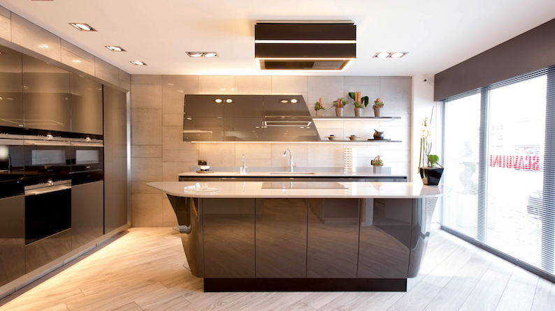 kitchen and bathroom inspiration on show in bury st