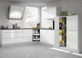 New price range and new offerings from nolte kitchens for Nolte kuche alpha lack