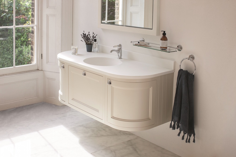 All Aboard For An Extraordinary New Freestanding Fitted Bathroom