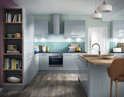 Fresh for spring 2016 Eton is a new addition to national trade-only supplier Benchmarx Kitchens and Joineryu0027s portfolio. & A breath of fresh air: the new Eton kitchen from Benchmarx - The KBzine