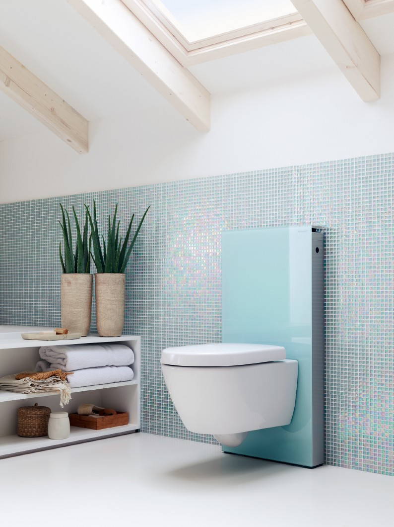 Wall Hung Sanitaryware That S As Fresh As Mint The Kbzine